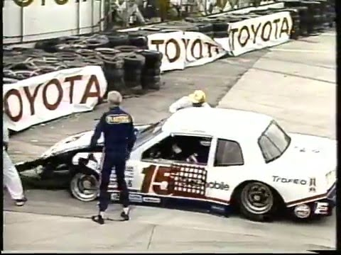 SCCA Trans Am at Long Beach, 1988