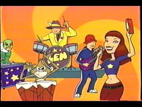 ♫ Len - Kids in America (Digimon the Movie)