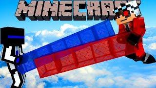 ЧЕЙ СТОЛБ ДЛИННЕЕ? МАЛЕНЬКАЯ НО С КУЧЕЙ СЕКРЕТНЫХ НЫЧЕК КАРТА ! Minecraft