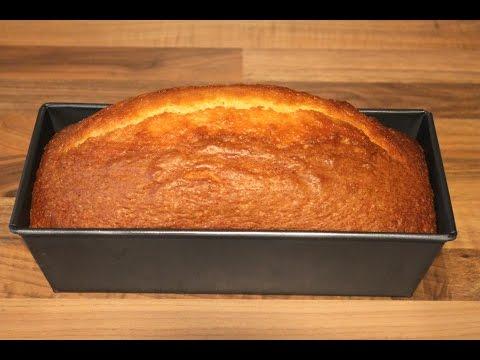 Basic: Einfacher Kuchen zum selber machen  - Grund Rezept - Kochnoob