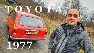 видео: Takiej nie widziale's - Toyota Corolla KE36 1977 3d wagon / kombi Tomasz Bednarczyk 7.12.2019 Krak'ow