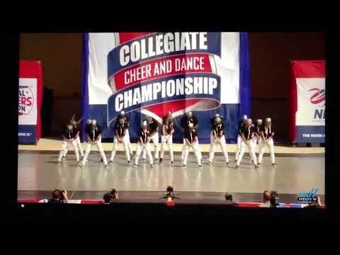 Weber State University Dancers - This Is Me - 2018 D1 NDA Back2Back National Champions