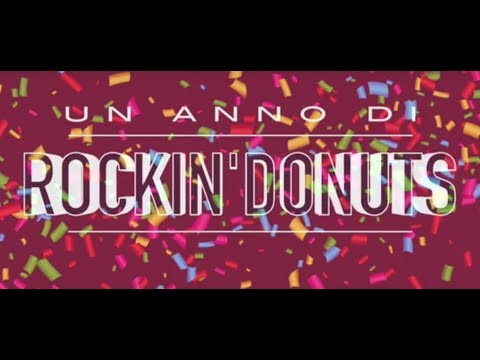 Happy b-day Rockin' Donuts