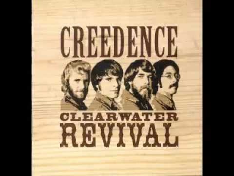 Creedence Clearwater Revival Up Around The Bend Run Through The Jungle