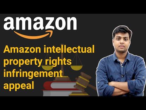 Report Intellectual Property Right Infringement Amazon HINDI