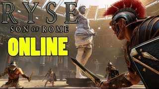 RYSE: Son Of Rome... BEST XBOX ONE GAME EVER! (Multiplayer Gameplay HD)