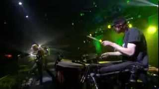 Обложка Alt J Δ Warm Foothills Live At Reading Festival 2013