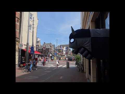 Struinen door Amsterdam (03): met o.a.  Centrum, Bosplan Sloterstrand en veel meer