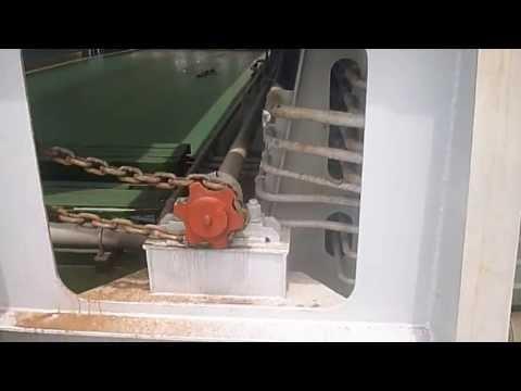 WHITE MIYABI (Hatch Cover Open/Close)