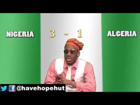 Nigeria 3 - 1 Algeria Post Match Analysis Review Africa World Cup Qualifier