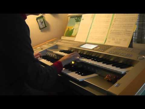KAGEMUSHA(2CELLOS)エレクトーン演奏