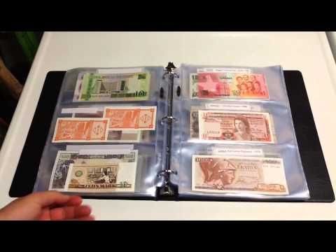 World Currency Collection - Uncirculated 206 Countries