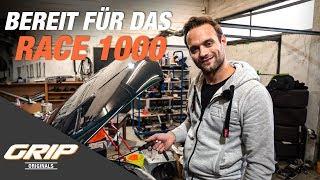 Wolf im Schafspelz Teil 11- Race 1000 I GRIP Originals