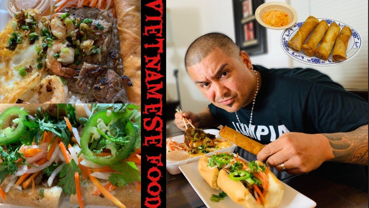 VIETNAMESE FOOD review (4 Sisters) | Rick Rock Foodie