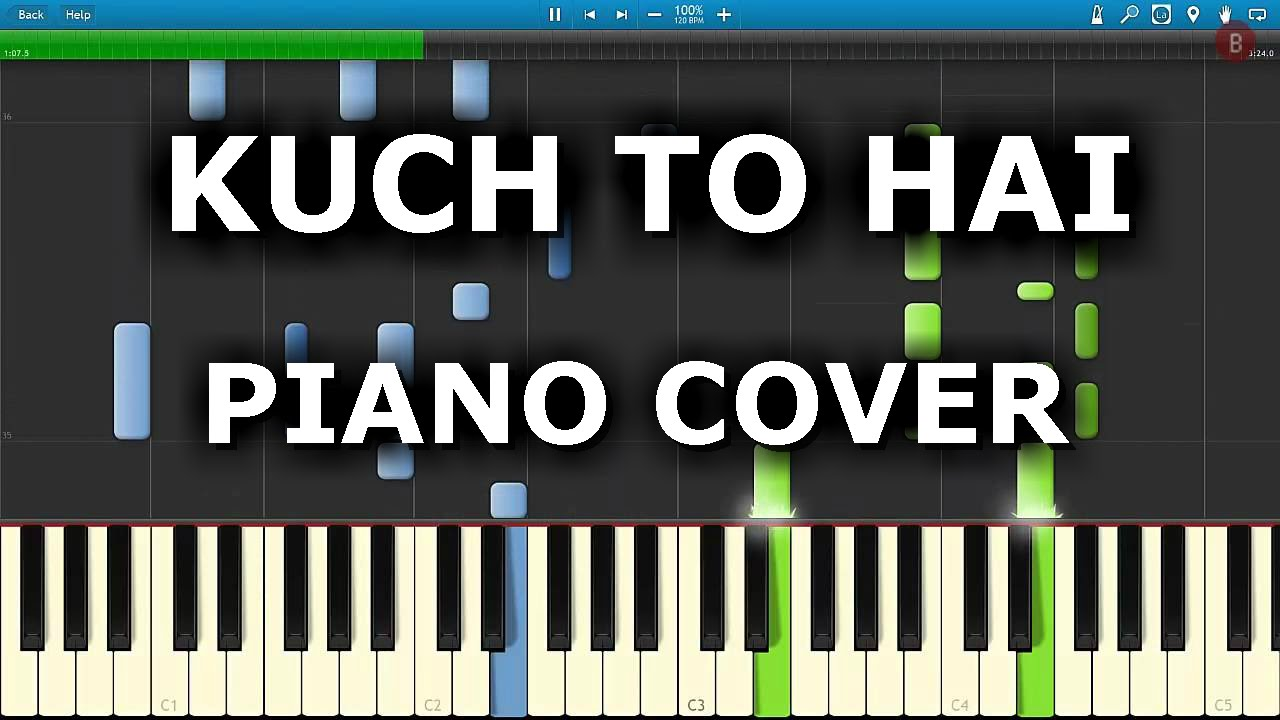 Kuch to hai piano tutorialchords and cover do lafzon ki kahani kuch to hai piano tutorialchords and cover do lafzon ki kahanihow to play kuch to hai on piano youtube hexwebz Images