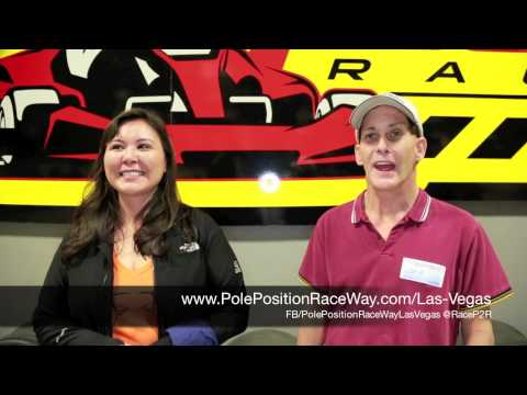 98.5 KLUC Speed Dating at Pole Position Raceway Testimonials pt 8 | Group Events in Las Vegas