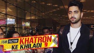 Naamkaran Fame Zain Imam Off To Argentina For Khatron Ke Khiladi 9