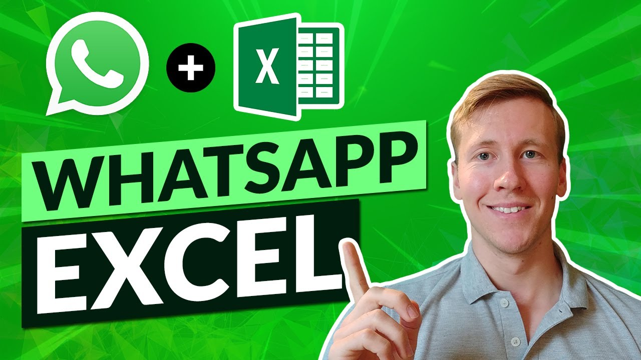 How To Send Bulk WhatsApp Messages From Excel Using VBA (Free & Easy)