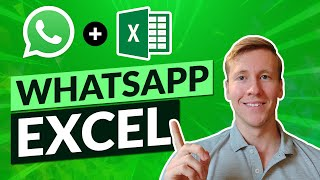 How To Send Bulk WhatsApp Messages From Excel Using VBA (Free & Easy) 📲 screenshot 4