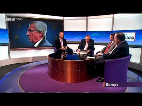 Does Juncker as European Commission President increase the risk of BREXIT?
