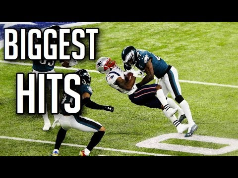 Biggest Hits In Football History || HD