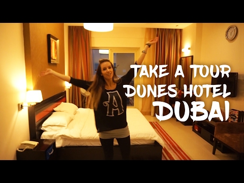 Take a Tour: Dunes Hotel Apartments in Dubai