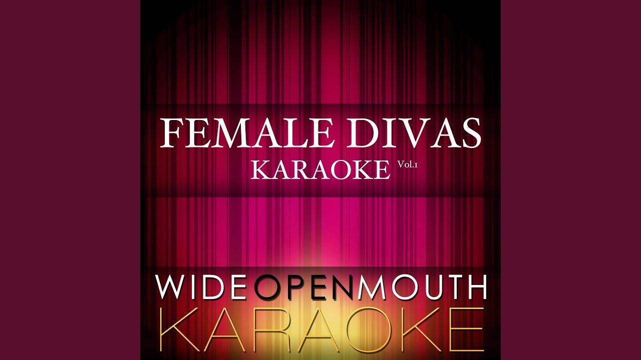 Leona lewis happy karaoke version