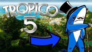 Let's Play Tropico 5! - *LOTS OF FARMING!* - Gameplay And Review (1080p)