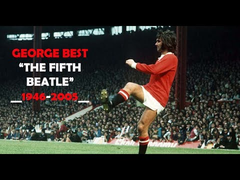 "GEORGE BEST - ""THE FIFTH BEATLE"""