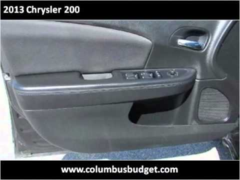 2013 chrysler 200 used cars columbus ga youtube. Black Bedroom Furniture Sets. Home Design Ideas