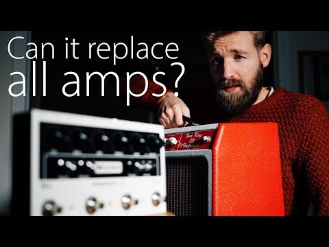 Do we still need amps?