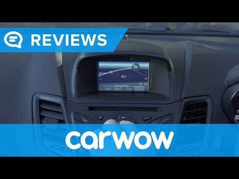 Ford Fiesta 2016 infotainment and interior review | Mat Watson Reviews