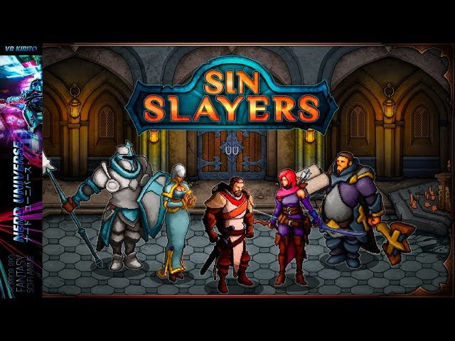Let´s Play Sin Slayers ☧ Indie-Check [Deutsch] PC