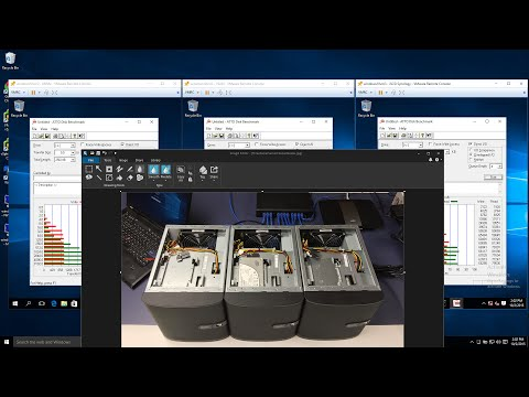 SuperServer 5028D-TN4T VSAN dream is alive! Featuring SSDs, Intel 750 NVMe, and Samsung M.2.