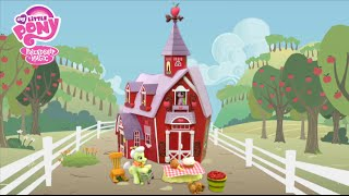 My Little Pony Sweet Apple Acres Barn from Hasbro