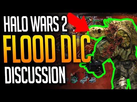 Halo Wars 2 - Flood Faction DLC, Ending Explained, Patreon, Etc.