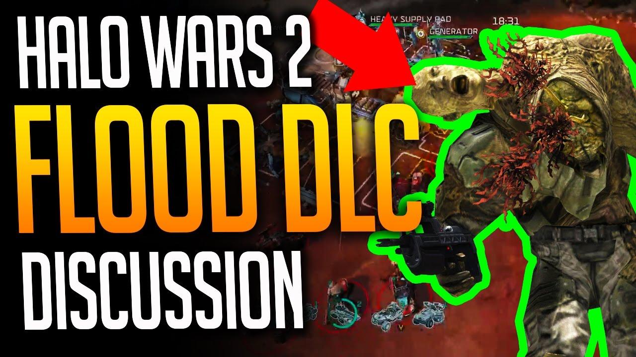 Halo Wars 2 - Flood Faction DLC, Ending Explained, Patreon, Etc