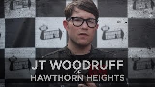 Death of Best Friend--JT Woodruff of Hawthorne Heights