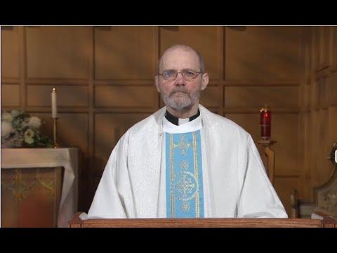 Catholic Mass Today   Daily TV Mass, Thursday March 25 2021