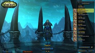WoW Legion - Death Knight PvP | Frost Arena