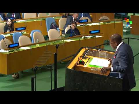 UN Speeches: Zimbabwean President Robert Mugabe