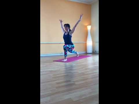 yoga flow f r zu hause youtube. Black Bedroom Furniture Sets. Home Design Ideas