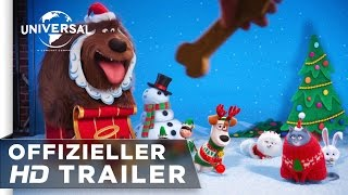 Pets - X-Mas Trailer deutsch / german HD
