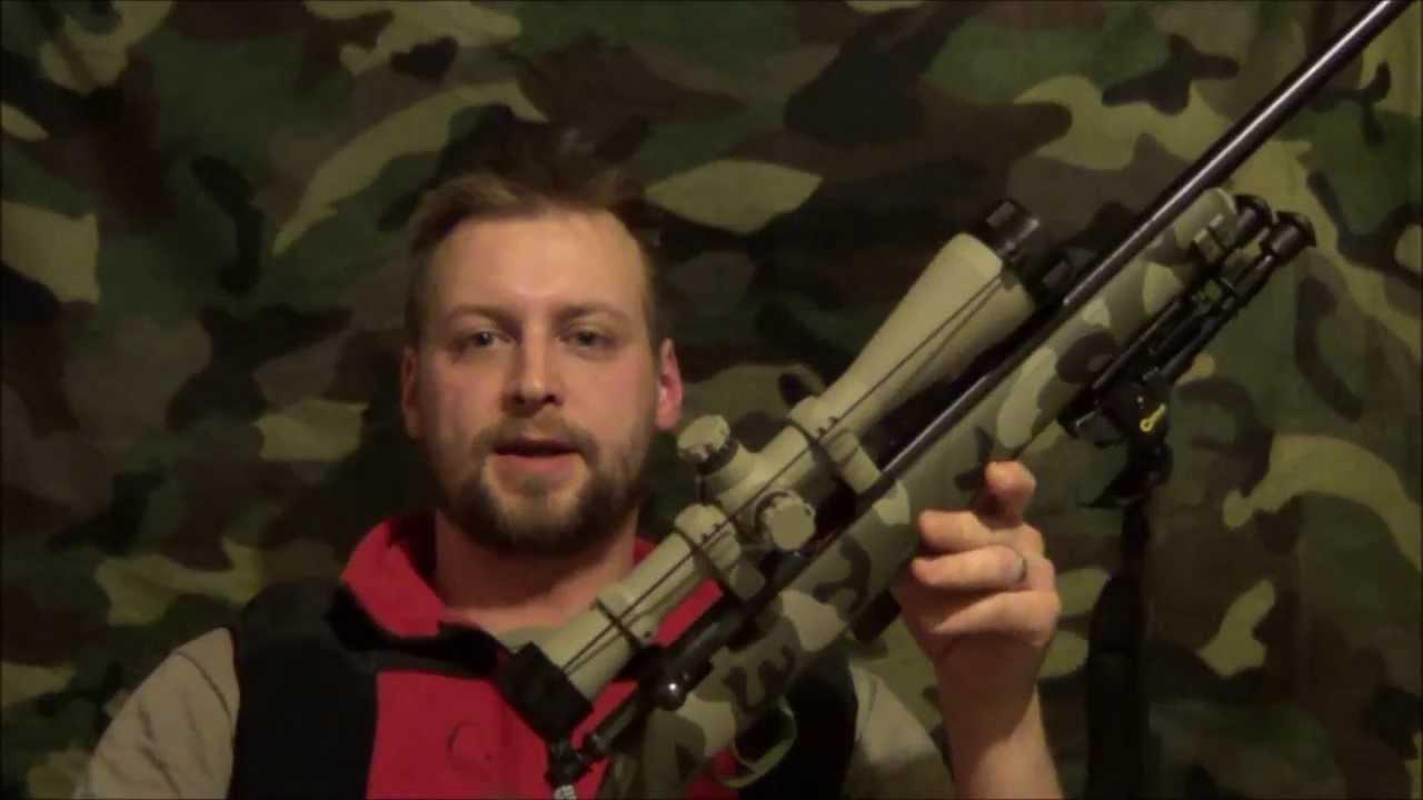 Best rifle diy camo paint job in less than 1hr youtube solutioingenieria Gallery