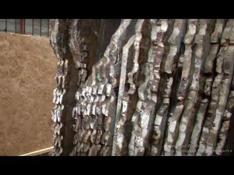 Съемочный материал: натуральный камень в интерьере. Мрамор, гранит