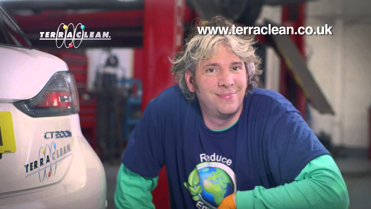 terraclean advert 1 featuring edd china youtube. Black Bedroom Furniture Sets. Home Design Ideas