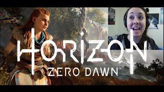 BEST GAME OF 2017? Horizon Zero Dawn