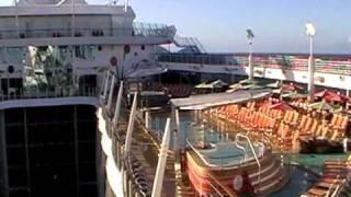 Allure of the Seas- das größte Kreuzfahrtschiff der Welt
