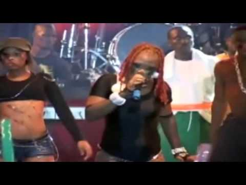 Claudette CP Peters   Can't Stop We, Live! Antigua Carnival 2011