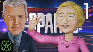 BETTING IT ALL - Jeopardy Week #1 | Let's Play
